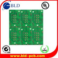 single sided pcb design