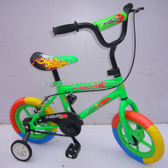 12inch Colorful children bicycle bmx kids bike for South America