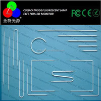cold cathode fluorescent lamp backlight for LCD monitor CCFL tube