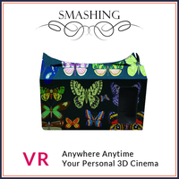 google cardboard for 3d panda movies from Smashingcorp