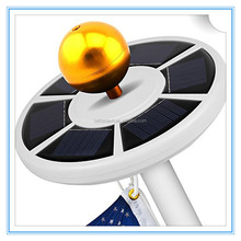 Factory Manufacturer Wholesale Solar Power Outdoor Solar Lamp Solar Top Light Solar Pole Flag Light