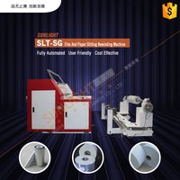 Professional Manufacturer plastic film slitting machines for wholesales