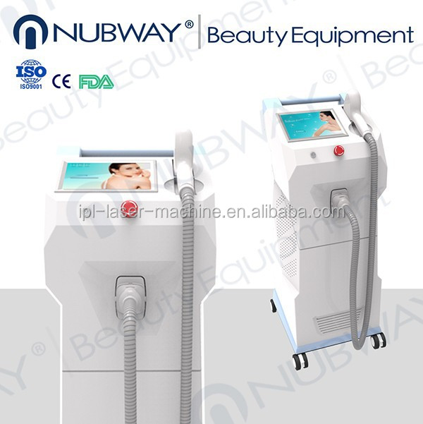 Advanced Germany Laser Permanent IPL Hair Remover/ Best 808 Laser Diode Beauty Machine