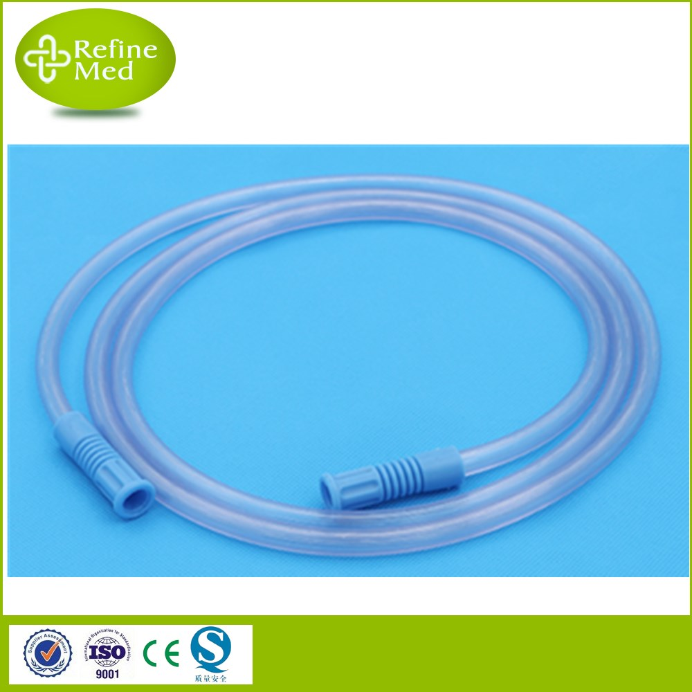 Fast Delivery Surgical Suction Connecting Tube