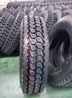 China new dump truck tire hot sell 11R22.5 11R24.5 used for America, Canada, South America market