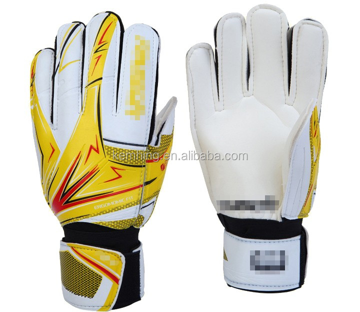 high quality american football gloves soccer rubber glove professional goalkeeper gloves