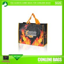 promotional gift recycled pet bottles non woven bag
