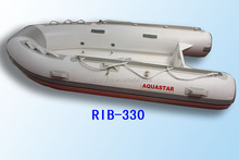 Made in China Fibreglass Inflatable Boat