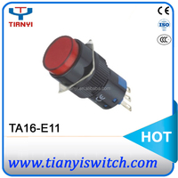 TA16-E11 Mounting hole 12mm and 16mm Indicator Lamp LED Signal Light