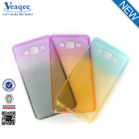 Veaqee mobile accessories Soft s line tpu case for Samsung Galaxy A7