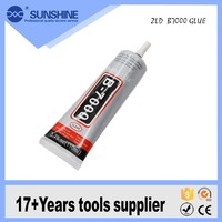 ZLD B7000 GLUE 15ML 25ML 50ML 110ML Multipurpose adhesive B7000 DIY Tool cellphone LCD Touch Screen middle Frame