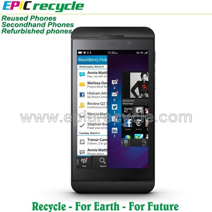 Low price used cell phones Q20 9700 Z10 Q10 unlock second hand mobile phone