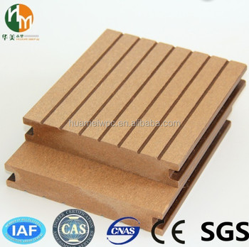 Cheap composite decking material wpc outdoor deck plastic for Cheap decking material