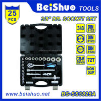 25pcs Auto Repair Tool Socket kit tools