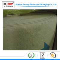 Endurable rust protection corrugated paper sheets