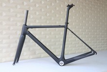 carbon road bicycle frame china bicycle frames 52CM carbon road bike frame BB30/BSA