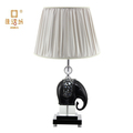 Home Furniture Vintage Decor Elephant Decoration Table Lamp Modern for sale