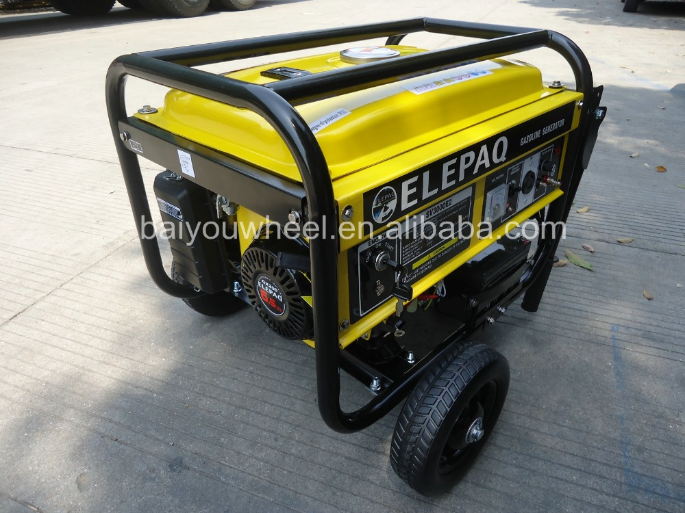2kw generador de gasolina elepaq original honda calidad for Generador gasolina barato