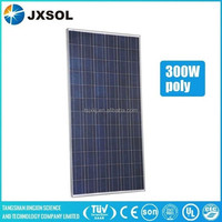 hot sale class A competitive price 300w poly solar panel