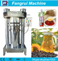 High Efficiency mini Cold Hemp Seed Oil Press Machine