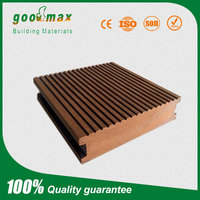 WPC Wood Plastic Composite Outdoor Deck Flooring with CE SGS