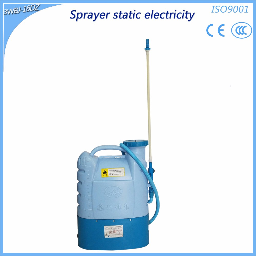power Liquid Adherence Electrostatic spare parts of knapsack sprayer