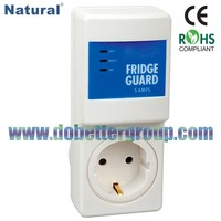 Sollatek AVS Fridge guard 5A with CE RoHS European-voltage protection,European protection socket,Refrigerator Protector