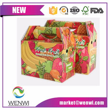 2016 hot sale cherry fruit packaging box ,fruit packaging