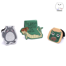 Customized High Quality Strong Magnet Magnetic Bookmark