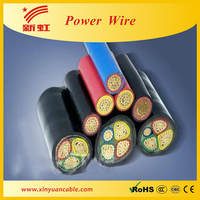 4 core 10mm pvc insulated cable