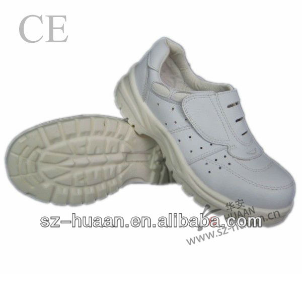 cleanroom ESD/anti-static safety shoes anti-impact & antistatic