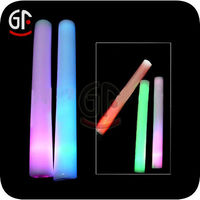 Made From China Fresh Party Favor Branded Glow Foam Stick