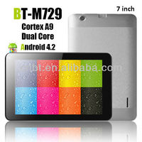 New 7 inch strong tablet pc with Ultra narrow bezel design
