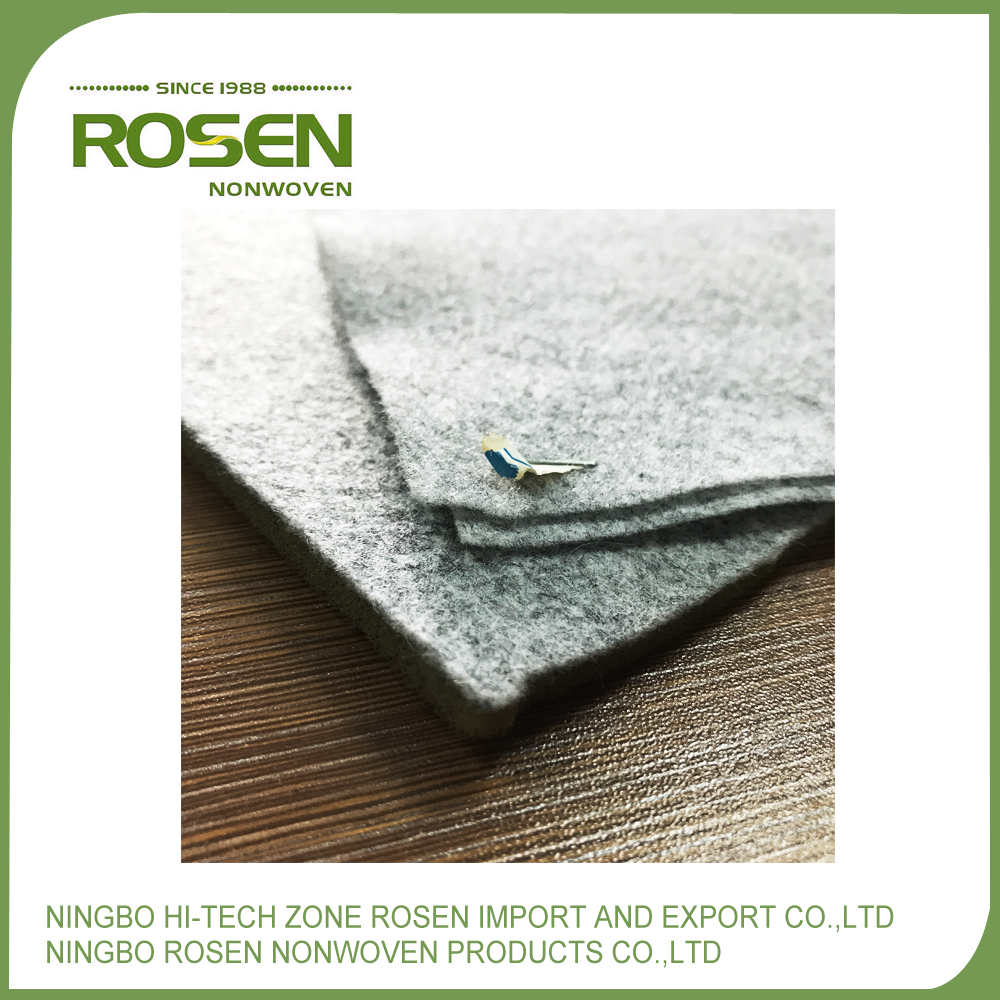 RS NONWOVEN general use polyester needle punch nonwoven fabric 200g