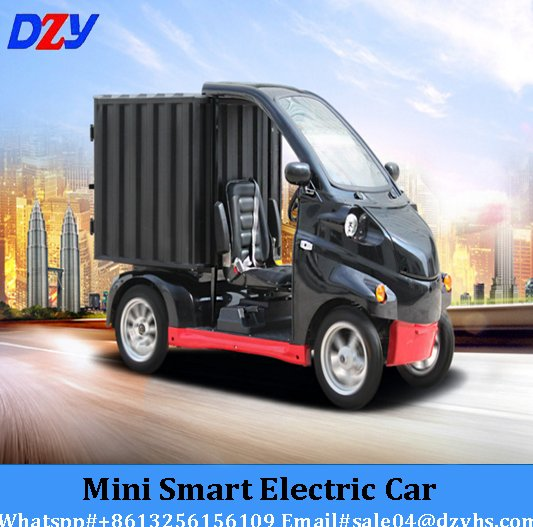 Multifunction EEC l7e Electric Vehicle Mini Electric Car