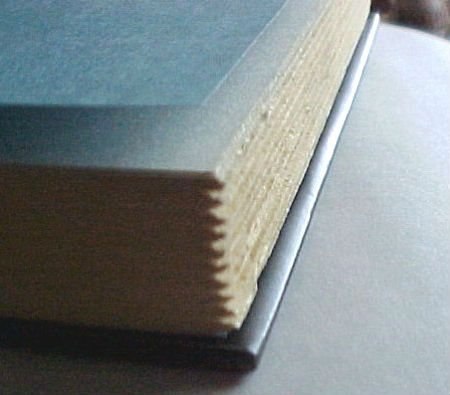 Deckle Edged Handmade Paper for Drawing, Wedding Cards, Crafts, Journals etc.