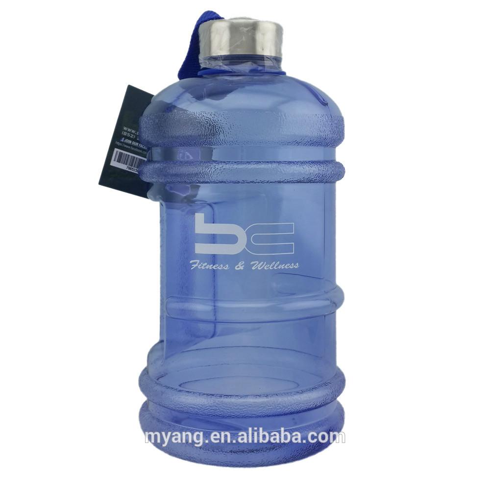 bpa free trinkflasche 2 2 liter durchsichtigem. Black Bedroom Furniture Sets. Home Design Ideas