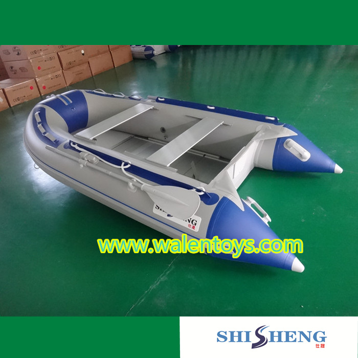 Inflatable Fishing Boat With Trolling Motor Inflatable