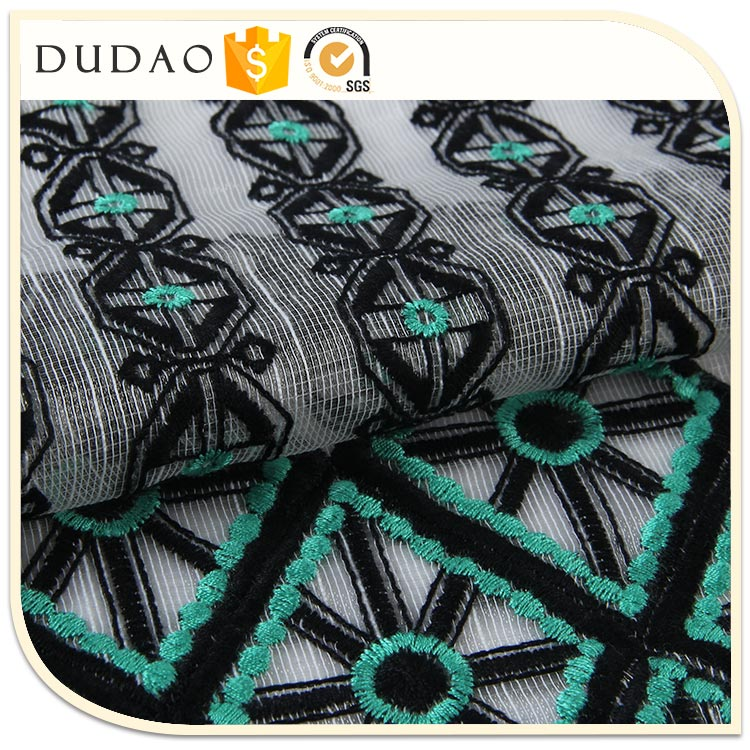 Newest Design Useful Elegant african tulle lace fabric