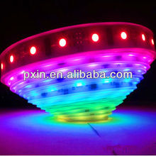 2013 new product lpd8806 IC 5050 IP65 crystal epoxy waterprooof dream color led strip for christmas from china supplier