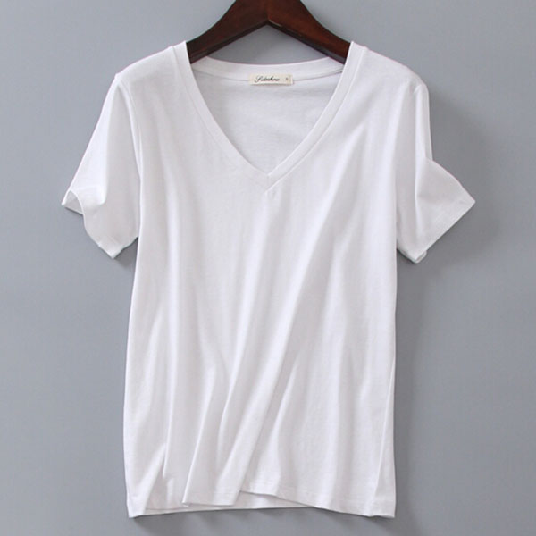 100% Combed Cotton Plain White Tee For Promotion, White T-Shirt With Custom Logo,Top Tee White T-Shirts Advertising