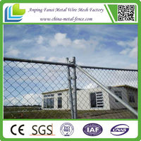 12' Portable Galvanized Privacy Screen Temporary Fence Panels