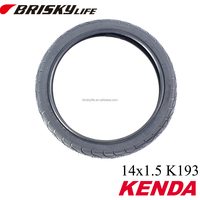 KENDA 14 inch High quality Kids' bike tire and folding bike tire