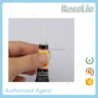 high quality 2016 best flexible fabric bond fix super glue