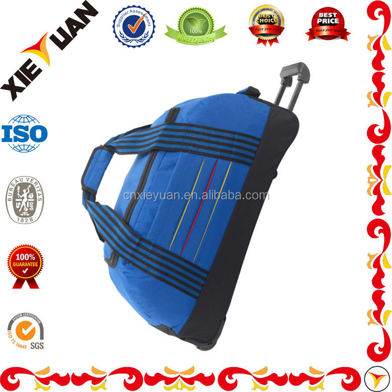 Factory custom traveling luggage roller bag