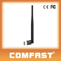 Best QUality COMFAST CF-WU735P 802.11n 150Mbps USB WiFi/Wireless USB Adapter Ralink Rt5370 Chipset with 5 DBi External Antenna