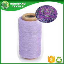 oe recycled poly cotton blend carpet yarn suppliers from china