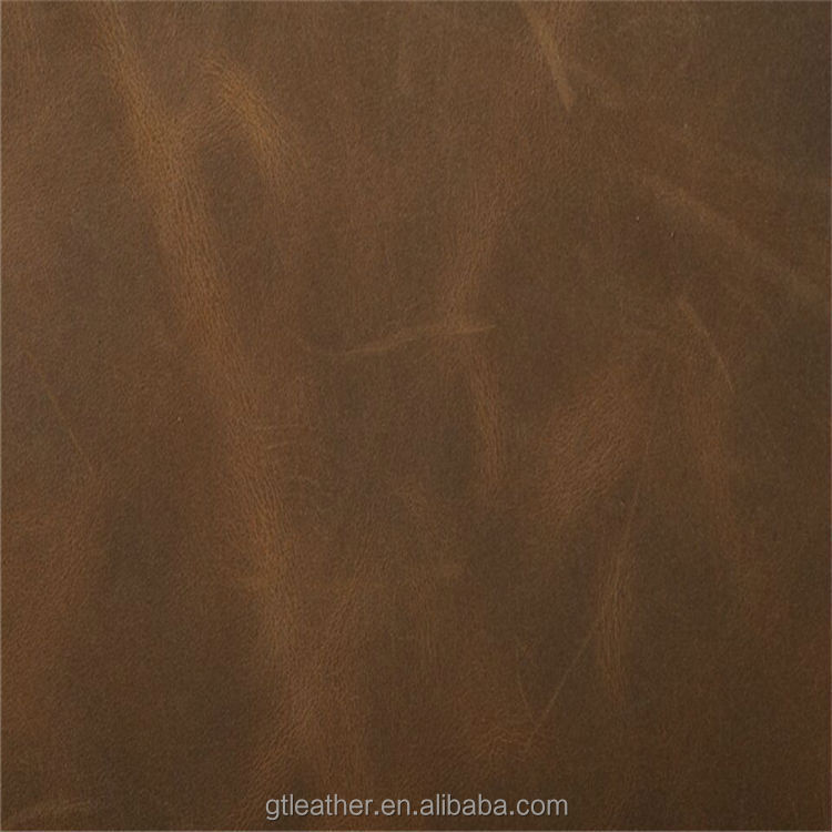 Genuine cow leather for leather sole