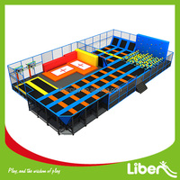 China Kids Jump Trampoline Manufacturer Bungee Trampoline for Sale Bungee Jumping Mat