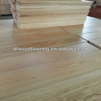 Natural Grade A Russia White Oak Hardwood & Solid Wood Flooring